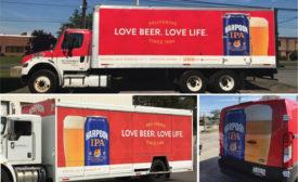 Harpoon Brewery Distributing Co. - Beverage Industry