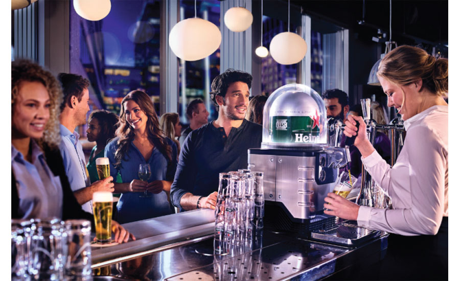HEINEKEN USA launches BLADE and Home Tap for at-home consumers