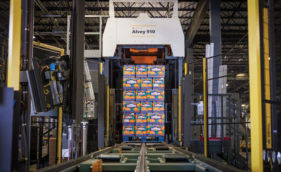 Honeywell Intelligrated Palletizers