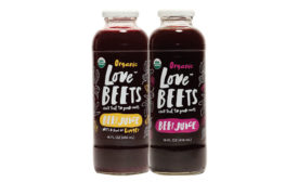 Love Beets Organic Juice - Beverage Industry