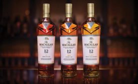 Macallan, a single malt Scotch whisky, unveiled a new bottle design across its portfolio. - Beverage Industry