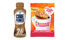 Fairlife Core Power Coffee and Dunkin Donuts Dulce de Leche - Beverage Industry