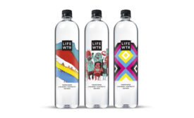 LIFE WTR Bottles by Pepsi Co. - Beverage Industry