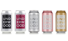 Union Wine Company Cans - Beverage Industry