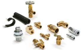 Brennan Industries Versa hydraulic fittings - Beverage Industry