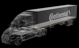 Continental Tire's ContiPressureCheck Solo - Beverage Industry