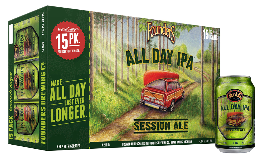 Founders-all-day-ipa-beverage-industry