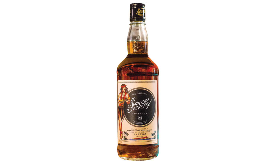 Sailor Jerry Spiced Rum - Beverage Industry