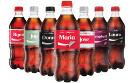 Share a Coke - Beverage Industry