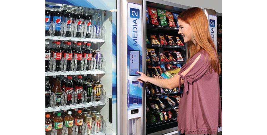 Innovation, technology enhances vending channel   2018-06-19
