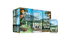 Bold Rock Hard Cider - Beverage Industry