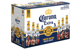 Corona 18 Pack - Beverage Industry
