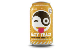 Eazy Teazy was designed to appeal to craft beer consumers' desire for easier-drinking, sessionable craft beers. (Image courtesy of Lakefront Brewery) - Beverage Industry