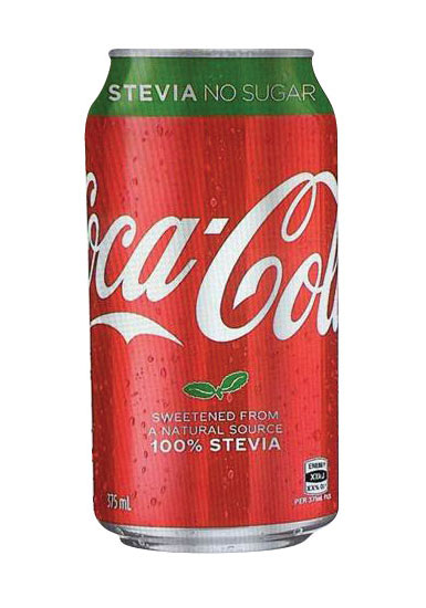 The Coca-Cola Co. is testing a 100 percent stevia-sweetened product outside the United States as part of a joint development and supply agreement with PureCircle. (Image courtesy of PureCircle) - Beverage Industry