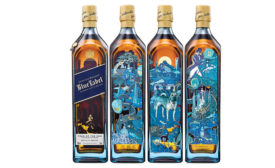 Johnnie Walker released limited-edition Johnnie Walker Blue Label Year of the Dog packaging - Beverage Industry