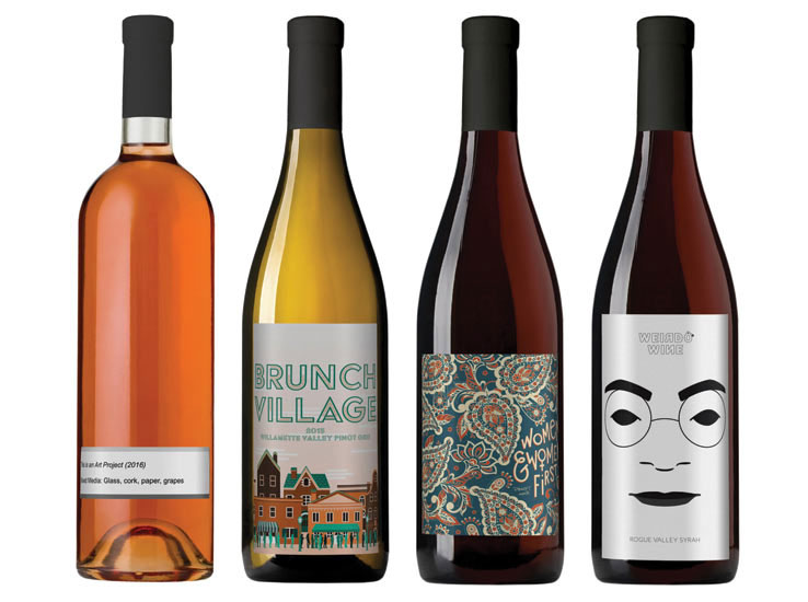 "Broadway Video Enterprises and IFC's comedy series ""Portlandia"" partnered with Lot18 to produce a collection of wines based on the show's popular sketches - Beverage Industry"