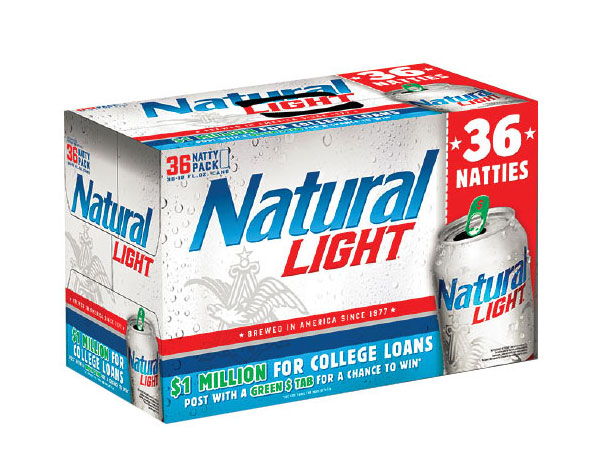 Natural Light announced a giveaway of $1 million to help pay down college loans - Beverage Industry