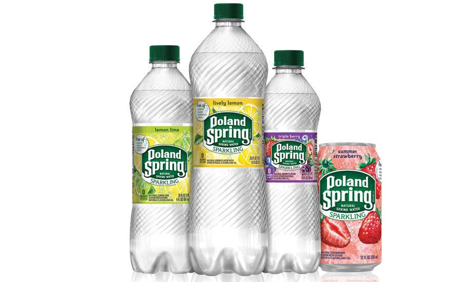 Beverage Brands Unveil New Labels