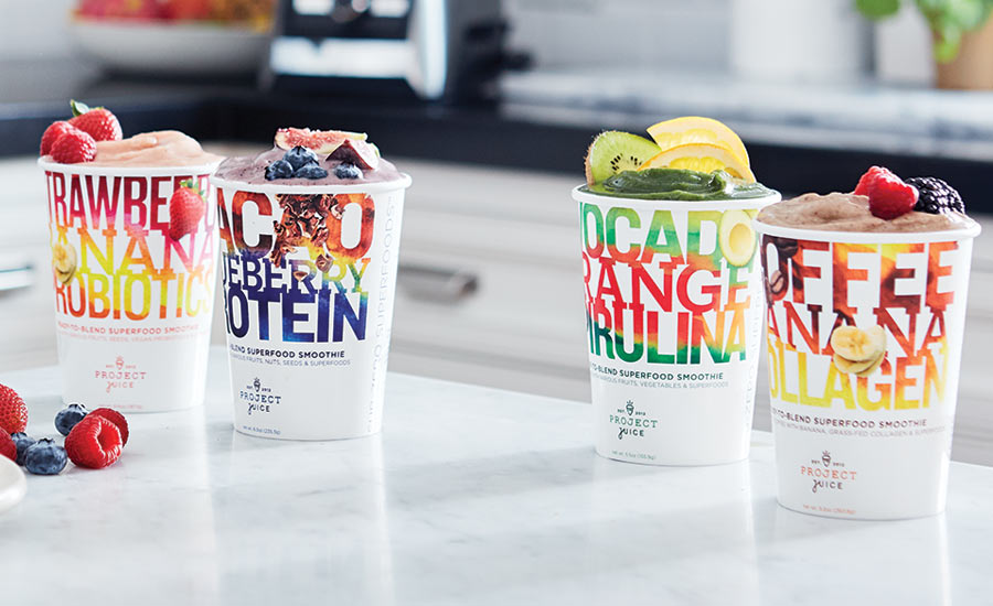 Project Juice launched a new subscription-based program to bring the smoothie bar to consumers' kitchens - Beverage Industry