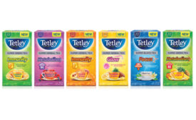 Tetley Herbal Tea - Beverage Industry
