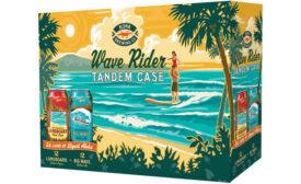 Kona Brewing Co. Wave Rider Tandem Case - Beverage Industry