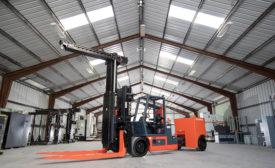 Toyota Forklifts - Beverage Industry
