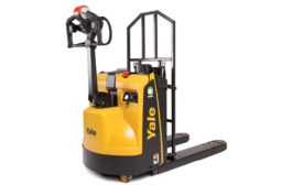 Yale Materials Handling Corp.'s MPB045VG walkie pallet truck - Beverage Industry