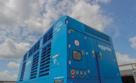 Aggreko recently launched a new line of CARB and EPA-certified Tier 4 Final diesel and electric compressor. - Beverage Industry