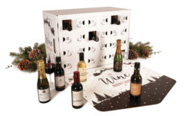 Direct Wines Inc. launched its Wine Lovers' Advent Calendar for wine and Christmas enthusiasts. - Beverage Industry