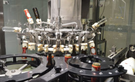 GEA and GEA VIPOLL All in One monobloc filler. - Beverage Industry