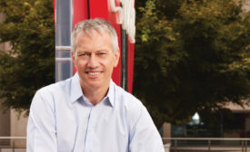 James Quincey, The Coca-Cola Co.'s president and chief executive officer. - Beverage Industry