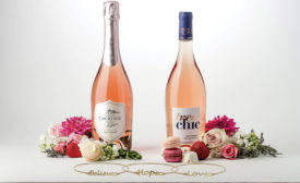 Premium French sparkling wine Le Grand Courtâge and Project Glimmer launched a Rosé It Forward. - Beverage Industry