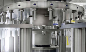 The Sidel Aseptic Combi Predis. - Beverage Industry
