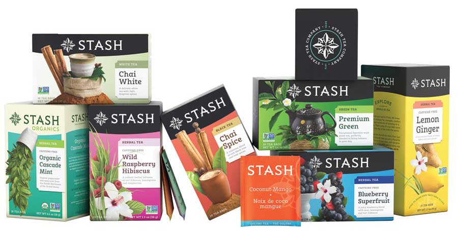 Stash Tea - Beverage Industry