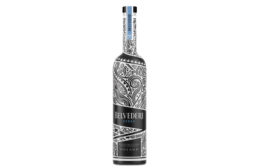 Belvedere Vodka announced a global partnership with visual artist, musician and activist Laolu Senbanjo, which includes a new limited-edition bottle. - Beverage Industry