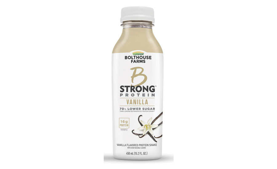 Bolthouse-farms-vanilla-protein-beverage-industry