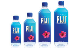 Fiji Water bottles - Beverage Industry