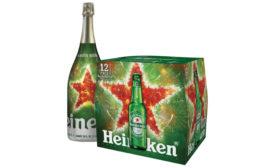 Heineken Magnum Holiday Packaging - Beverage Industry