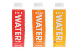 JUST Water - Beverage Industry