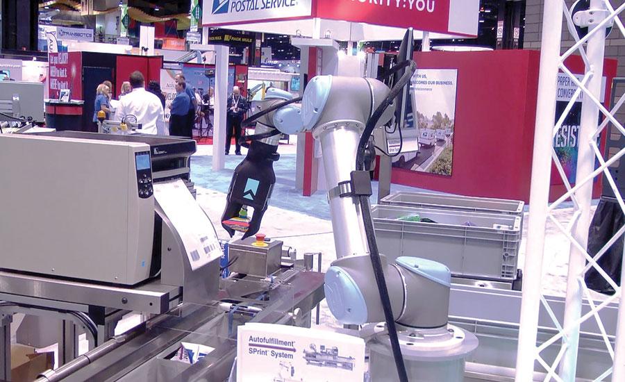 Universal Robotics Cobot Sorter - Beverage Industry