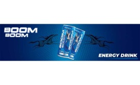 Boom Boom Energy Drink - Beverage Industry