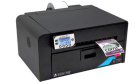 Afinia Label recently launched its L701 color label printer. - Beverage Industry