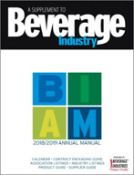 Beverage Industry's Annual Manual - 2018/2019