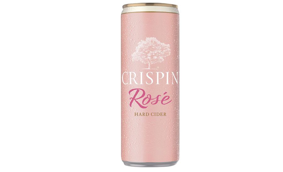 Crispin Hard Cider Rose - Beverage Industry