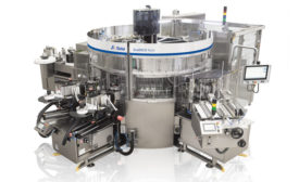 Sidel Inc. launched the EvoDECO system, a new labeling solution. - Beverage Industry