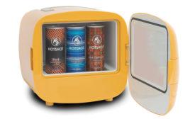 HOTSHOT Canned Coffee - Beverage Industry