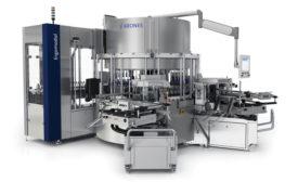 Krones Modular Labeling System - Beverage Industry