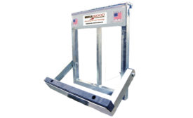 Millwood Inc. offers a product protector designed to prevent pallets and products from being damaged or destroyed from a fork truck collision. - Beverage Industry