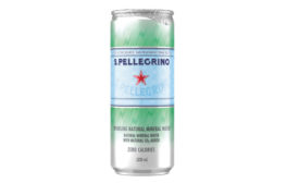 S. Pellegrino Sparkling Natural Mineral Water - Beverage Industry
