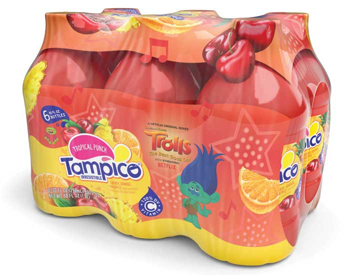 Tampico Flavor Hunt - Beverage Industry